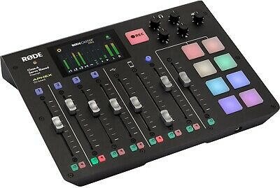 Rode RODECaster Pro Integrated Podcast Production Studio • 711.30£