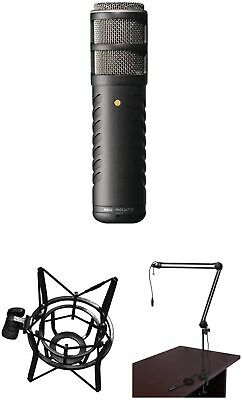 Rode Procaster Broadcast Microphone Studio Kit • 437.74£