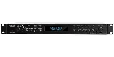 Solid-State Media Player With Bluetooth/USB/SD/Aux Inputs, 1U • 301.39£