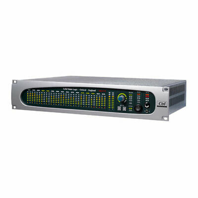 SSL Sigma Delta Remote Controlled Analogue Summing, Rack Mounting SuperAnalogueT • 3,849.90£