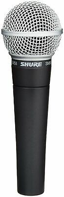 Shure SM58 CARDIOID Dynamic Handheld Vocal Microphone NEW IN BOX • 70.46£