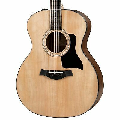 Taylor 114e Walnut Grand Auditorium Acoustic Guitar Natural • 631.07£