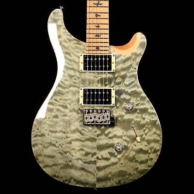 PRS SE Custom 24 Limited Edition Roasted Maple Neck Trampas Green • 644.70£