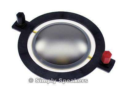 Diaphragm For B&C MMD75 DE750-8 Horn Driver SS Audio Speaker Repair Part 8 Ohm • 85.76£