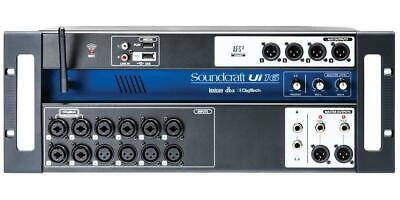 UI 16 Soundcraft Digital Rack Mixer 16 Channel • 450.09£