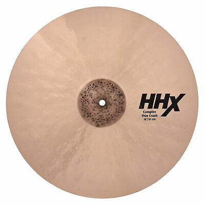 Sabian 16  HHX Complex Thin Crash Cymbal • 220.44£