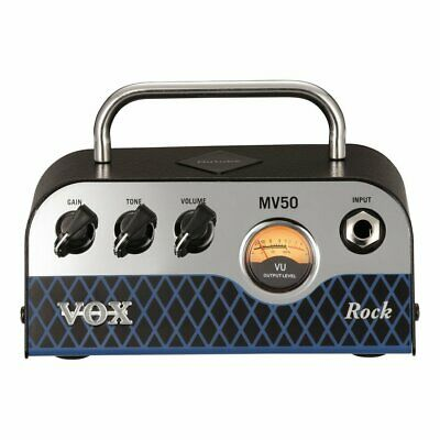 Vox MV50CR Rock 50 Watt Head • 177.94£