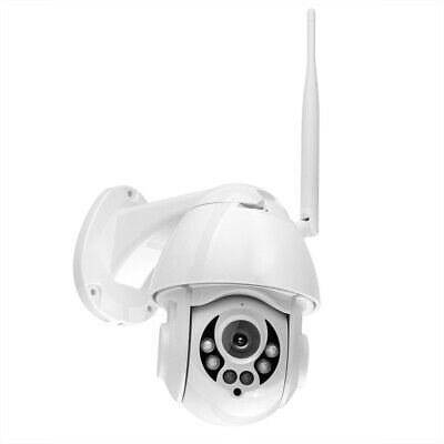 K38D 1080P WiFi PTZ IP Camera Face Detect Auto Tracking 4X Zoom Two-way R6H6 • 31.25£