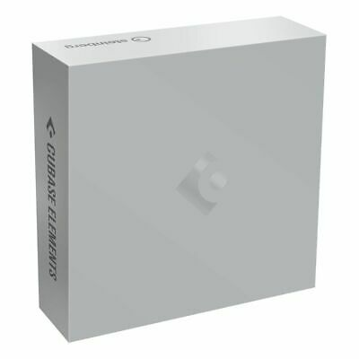Steinberg Cubase Elements 10.5 (Boxed) • 85£