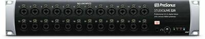 PreSonus StudioLive 32 34-input, 32-channel Series III Stage Box And Rack Mixer • 1,097.14£