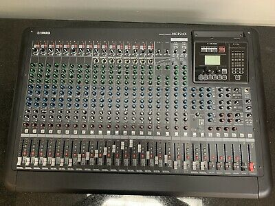 Yamaha MGP24X Mixer With Effects. Works Great • 688.67£