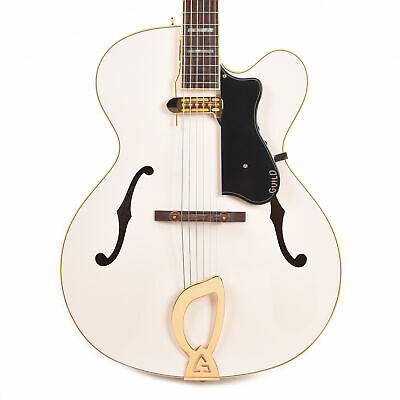 Guild Limited Run A-150 Savoy Special Hollowbody Snowcrest White • 1,224.91£