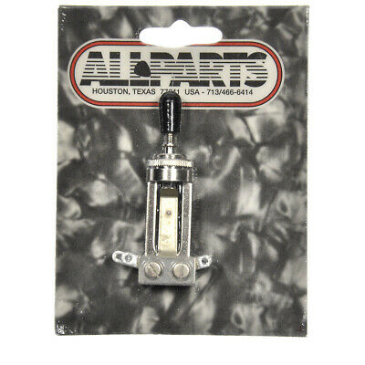 Allparts Switchcraft Straight Toggle Switch • 21.38£