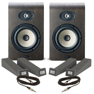 Focal Shape 65 (Pair) With Isolation Pads & Cables • 1,092£