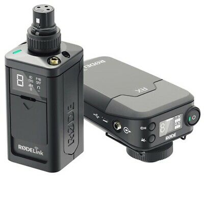 Rode RODE LINK NEW SHOOTER KIT Digital Wireless System For News And More • 405.51£