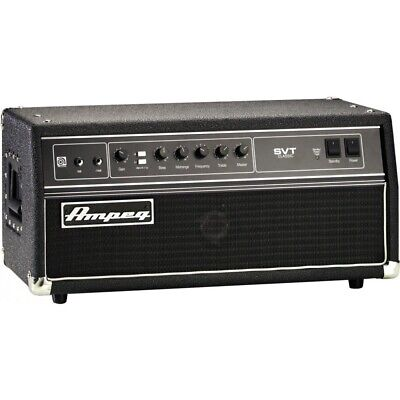 Ampeg SVT-CL Classic Bass Amp Valve Head - Hardly Used Immaculate RRP £1600 • 999£