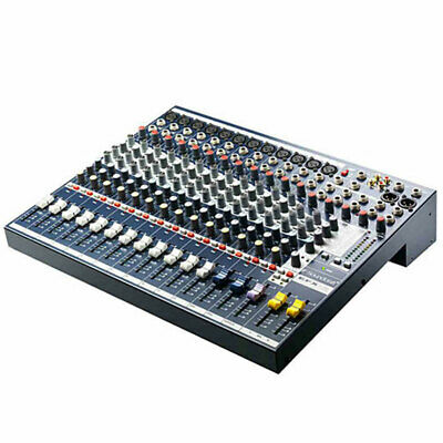 Soundcraft EFX12 12-Channel Audio Mixer - Used • 371.46£