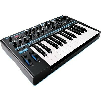 Novation Bass Station II Monophonic Analog Synthesizer Keyboard Monosynth MINT • 312.28£