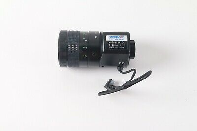 Computar H6Z0812AIDC 8-48mm 1:1.2 TV Zoom Lens - New - 781904272303 • 269.60£