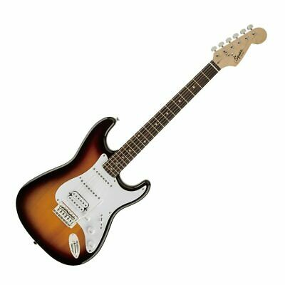 Squier By Fender Bullet Strat With Tremolo Hss Laurel Fingerboard Bsb Electric • 314.72£