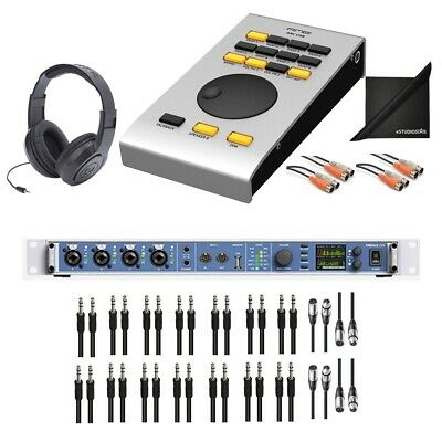 RME Fireface UFX II Interface + RME ARC-USB Includes AxcessAbles Accessories • 1,996.52£