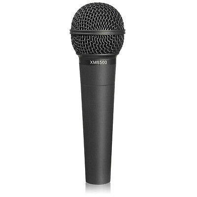 Behringer XM8500 Noise Filter Ultravoice Dynamic Cardioid Vocal Microphone NEW • 29.99£