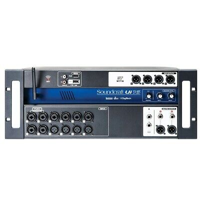 Soundcraft Ui16 16-input Remote-Controlled Digital Mixer • 363.60£