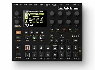 Elektron Digitakt • 628.54£