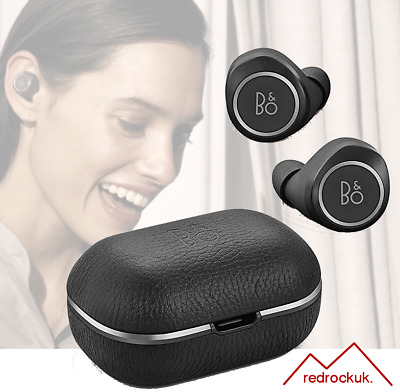 Bang & Olufsen Beoplay E8 2.0 Wireless Bluetooth Earbuds & Charging Case - Black • 199.95£
