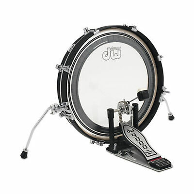 DW Design Series 3x20  Pancake Bass Drum Black Satin • 220.98£