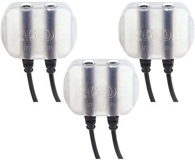 RØDE Invisilav Discreet Lavalier Mounting System Pack Of 3 • 17.38£