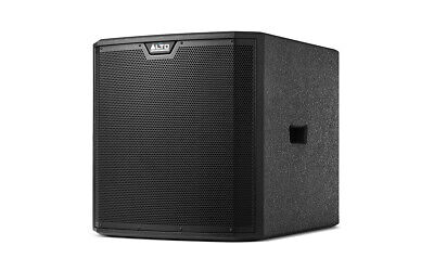 Alto TS315S 15  2000W Powered Active Subwoofer Bass Speaker DSP Crossover 131dB • 420£