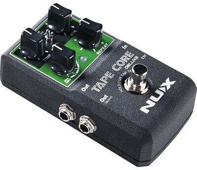 NUX Tape Core Deluxe Tape Echo Effects Pedal • 69£