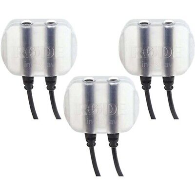 RODE InvisiLav Discreet Lavalier Mounting System - 3 Pack NEW • 17.81£