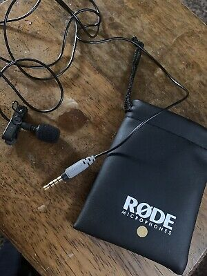 Rode SmartLav Plus Lavalier Microphone For IPhone Smartphone • 20.10£