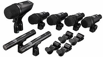 AKG DRUM SET SESSION I Microphone For Drum 7 Pieces Set Fast Shipping Japan EMS • 384.18£
