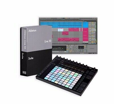 Ableton Push 2 & Live 10 Suite Full Version (Download Only) • 929.99£