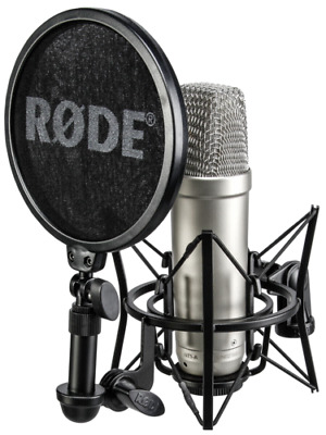 Rode NT1-A Complete Vocal Recording Solution NEW • 231.09£