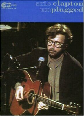 Eric Clapton: Unplugged E-Z Play Guitar. Sheet Music For Guitar Tab(with Chor.. • 9.83£
