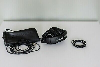 Audio-Technica ATH-M50X With Bluetooth Dongle! • 100£