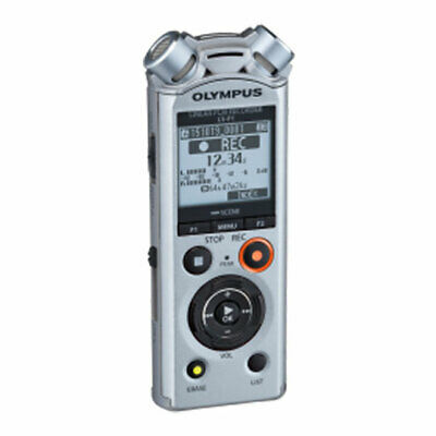 Olympus Portable Hand Held Recorder, LS-P1, Stereo, Manual Recording Level, Low- • 100.14£