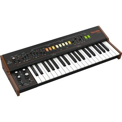 Behringer Vocoder VC340 - Analog Vocoder For Human Voice And Strings Sounds • 501.09£