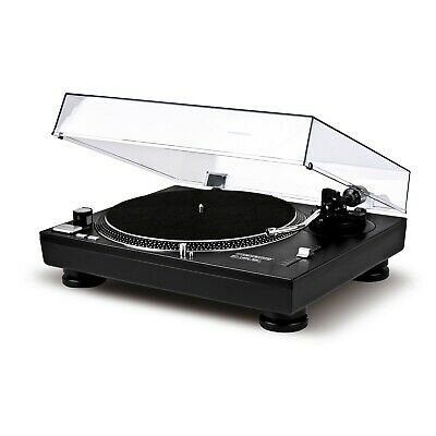 2x Reloop Turntable Lid / Dust Cover For RP-1000 RP-2000 RP-4000 MK1 And MK2 • 84£