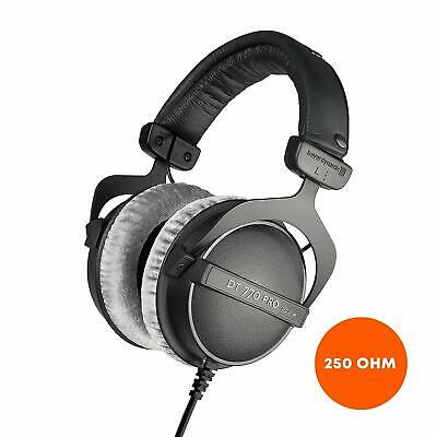 Beyerdynamic DT 770 PRO Studio Headphones - 250 Ohm • 145.99£