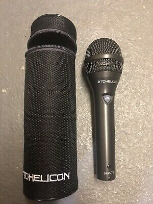 Brand New TC Helicon MP-75 Microphone • 80£