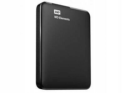 WD Elements Portable 4TB 2,5'' Improve Your PC, Get The Best Gear! • 79£
