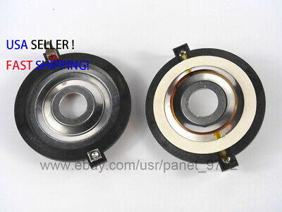 2PCS Diaphragm  Fit For Beyma CP21-F/22/25 - 8 Ohm US Seller • 20.28£