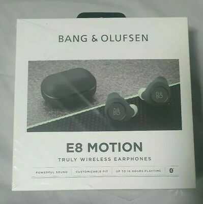 Bang & Olufsen Beoplay E8 2.0 Motion, Graphite, UK Boxed  • 124.99£