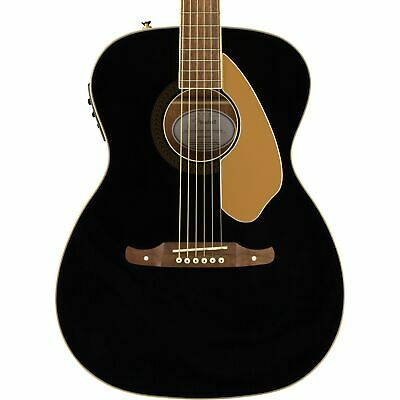 Fender Tim Armstrong 10th Anniversary Hellcat Acoustic-Electric Black • 329.14£