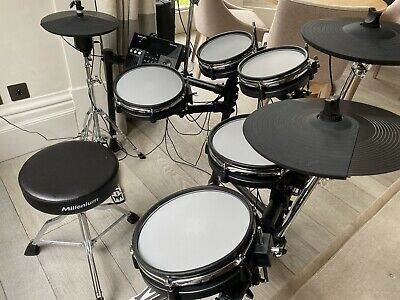 Thomann Drum Set Millenium MPS-850 E-Drum Set • 425£